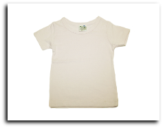 Infant's Tee in Seashell Pink