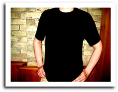 Unisex Tee 70% Viscose from Bamboo 30% Organic Cotton