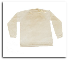 Cotton Blend Sweater Natural