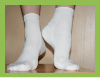 Ladies 1/4 Ankle Roots Athletic Sock